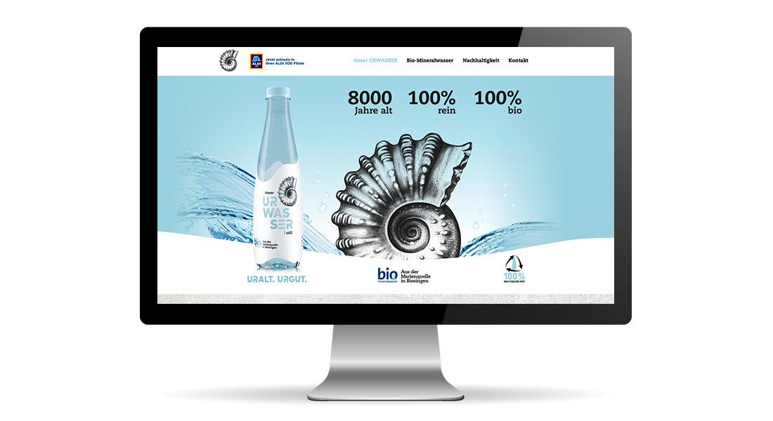webdesign schriftundbild rieser urwasser